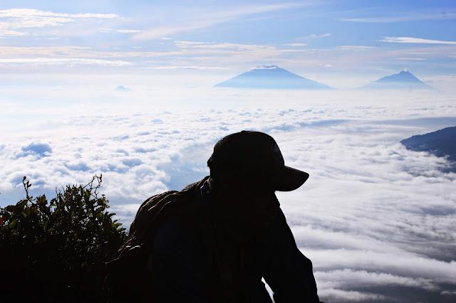 Pendakian Solo Double S (Sindoro & Sumbing) dari Jakarta Bagian 2