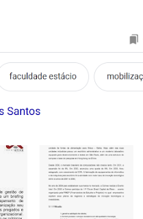 PROJETO INTERDICIPLINAR DE COMUNICAÇAO EMPRESARIAL - Alexandre M. V. dos Santos