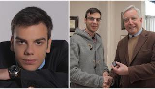 Έλληνας μαθητής έγινε δεκτός στο Harvard με πλήρη υποτροφία και έκανε όλη την Ελλάδα υπερήφανη