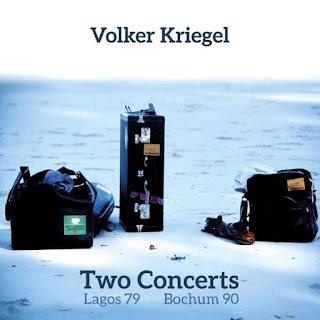 Volker Kriegel - 2019 - Two Concerts Lagos 79 Bochum 90