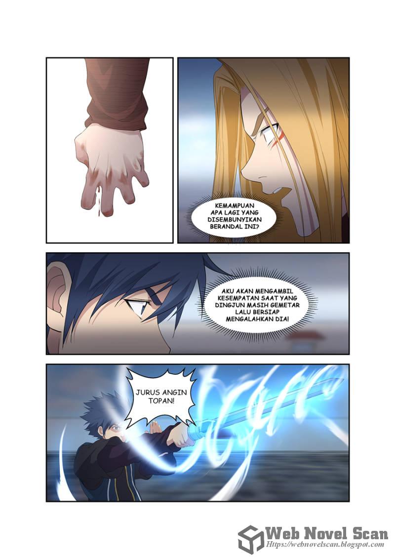 Heaven Defying Sword Bahasa Indonesia Chapter 57