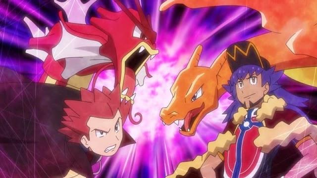 Capitulo 12 Serie Viajes Pokémon: ¡Batalla Dinamax! ¡Dande, el más fuerte de todos!