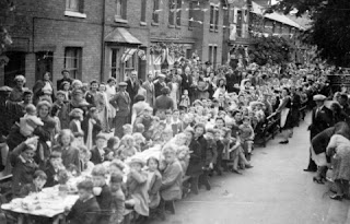 VE Day Photos: Street parties and parades: how Winchester was celebrated in 1945