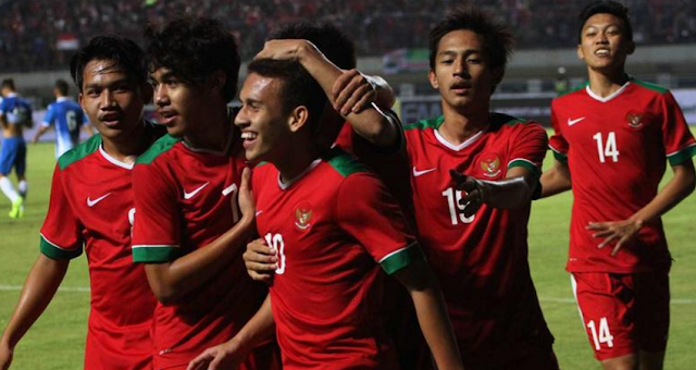 AGEN BOLA - Awal Bagus Timnas U-19 di Piala AFF U-18