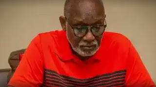 The Governor of Ondo State,  Rotimi Akeredolu, has been tested and confirmed positive for coronavirus [ COVID-19 ]. This was reported status via his Twitter handle on Tuesday.