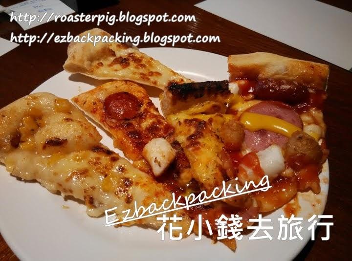 釜山巿區自助餐:pizza