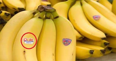 Preste atención a estos números al comprar fruta