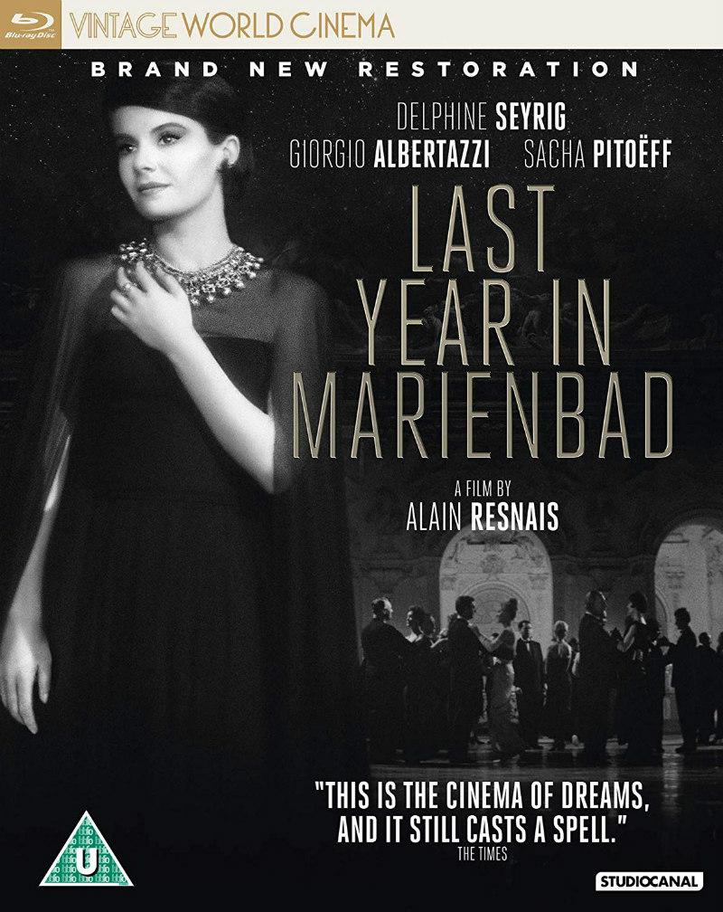 LAST YEAR IN MARIENBAD studiocanal