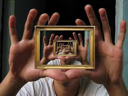 Rekursif pada cermin