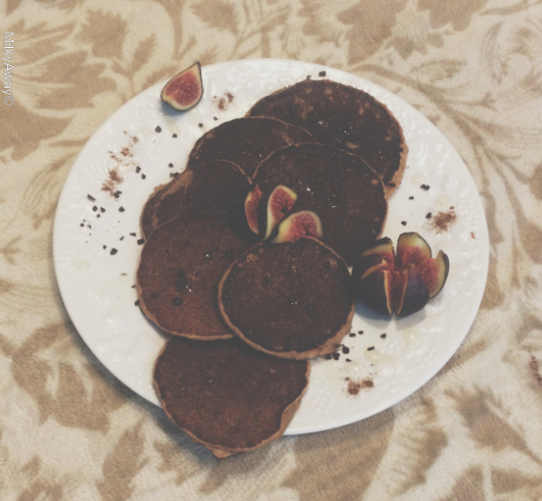 Pancakes vegans Women's Best gourmands et healthy