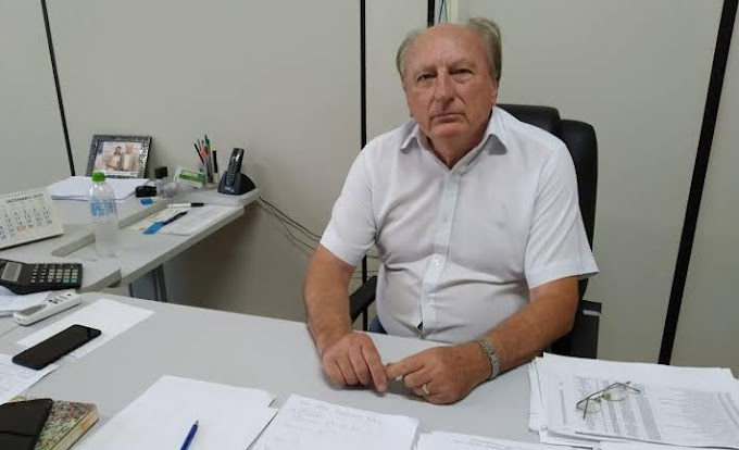 Ex-prefeito de Quedas do Iguaçu, Vitório Revers, gravou vídeo horas antes de falecer de Covid-19