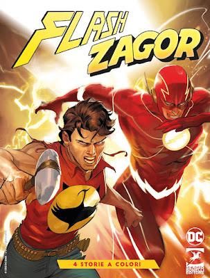 Zagor Flash la scure e il fulmine recensione