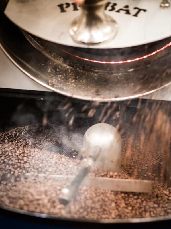 Kaffee rösten | titatoni