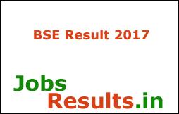 BSE Result 2017