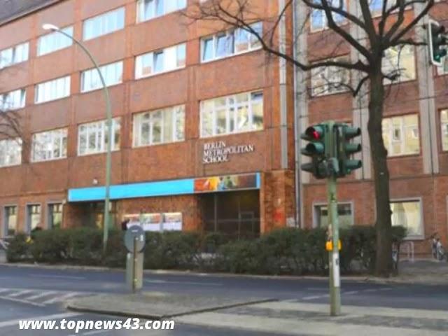 Because Of Coronavirus - The First School In Berlin Closed