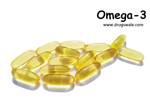 Omega-3 in Hindi(ओमेगा-3)-Health benefits of omega-3