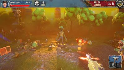 Dead Z Meat Game Screenshot 3
