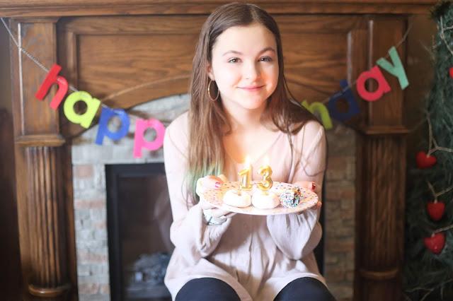 13th Birthday Traditions