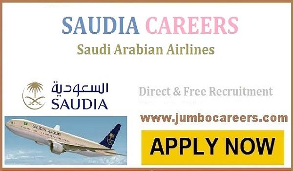 | Saudia Airlines career login 2021 |  Careers at Saudia airlines