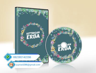 Download Undangan ERBA 88186 Format CorelDRAW