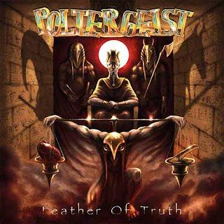 """Ο δίσκος των Poltergeist """"Feather of Truth"""""""