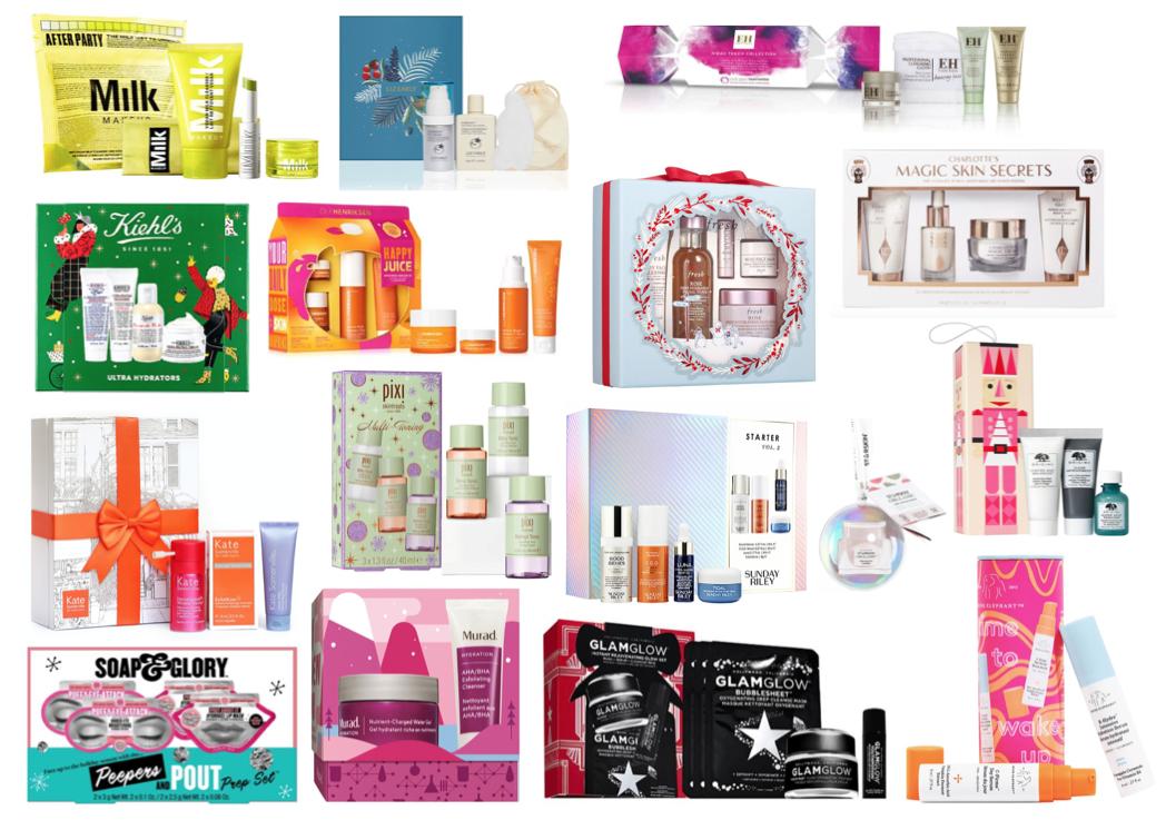 Christmas 2020 Skincare Gift Set Top Picks