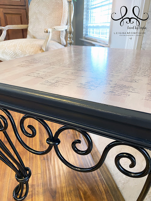 Declaration of Independence Table by Leigha