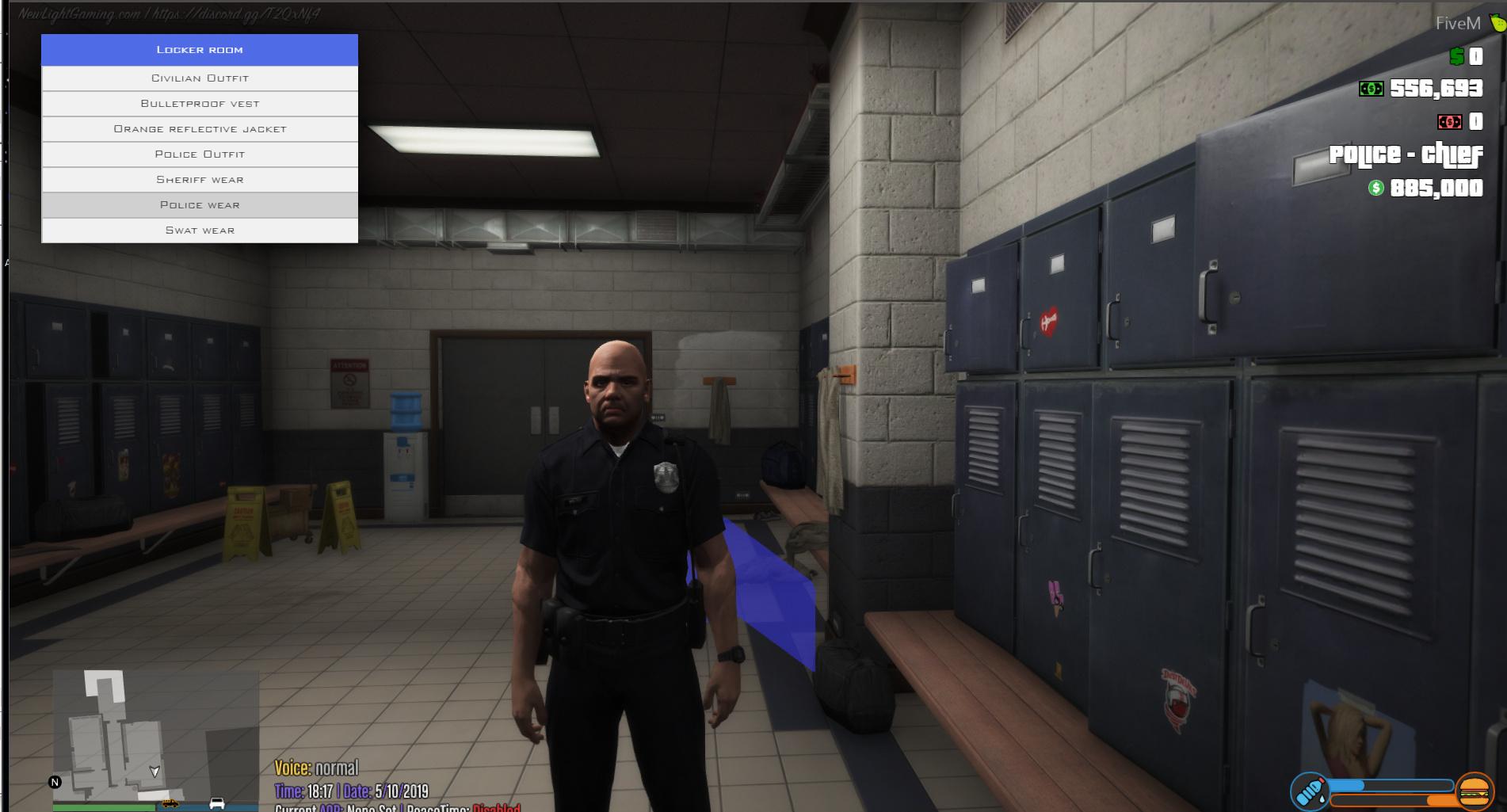 Fivem Police Job Script (esx_policejob [Basic])Download and Installation