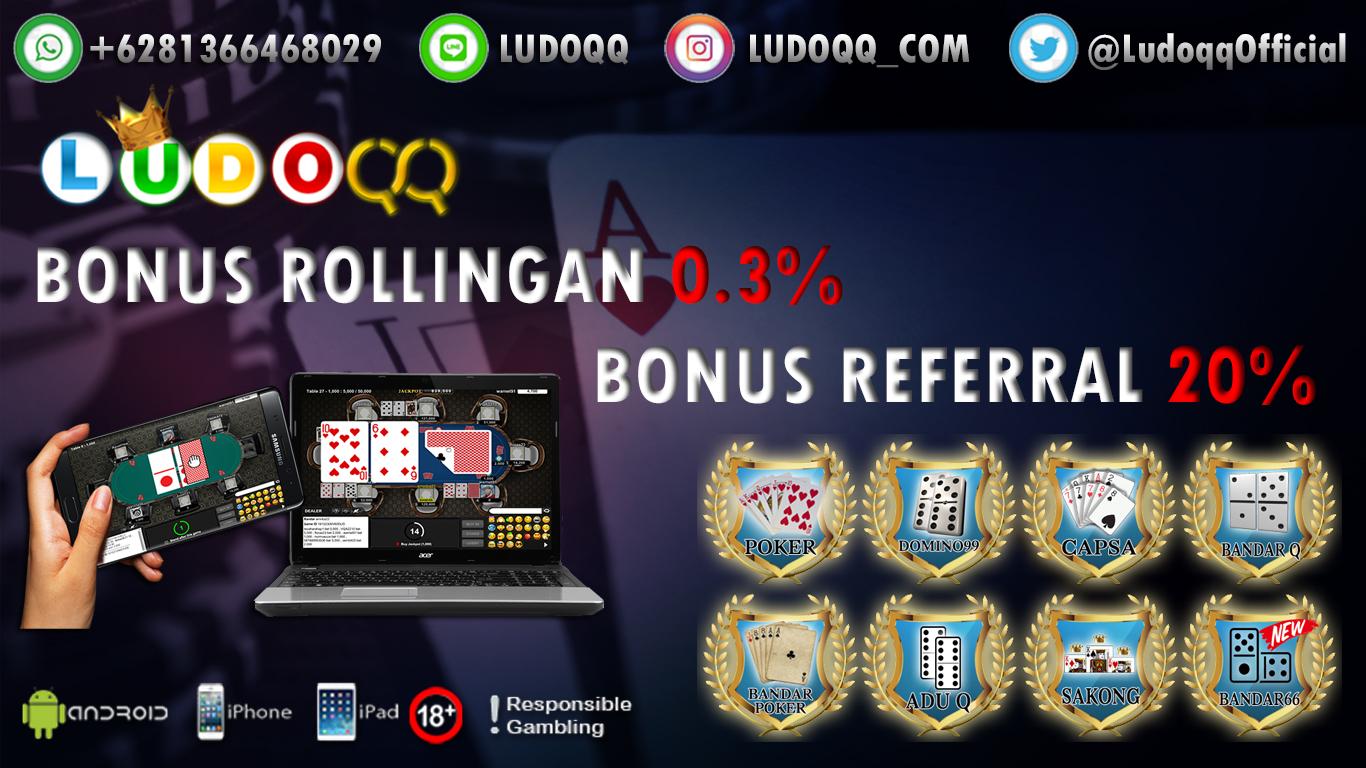 AGEN POKER ONLINE INDONESIA LUDOQQ POKERREPUBLIK