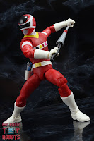 Power Rangers Lightning Collection In Space Red Ranger vs Astronema 29