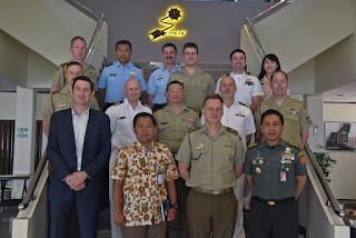 Delegasi Militer Australia