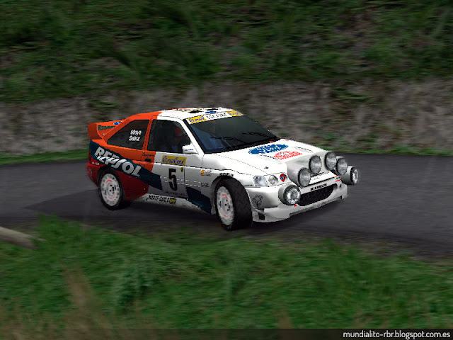 Skin Cosworth Sainz 1997