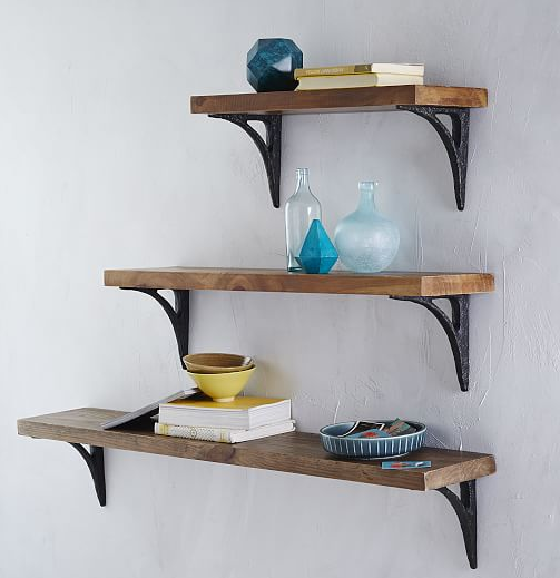 FANTASTIC DIY SHELVES FOR YOUR HOME