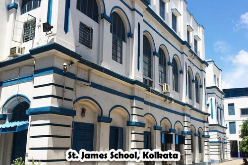 St. James School, Kolkata