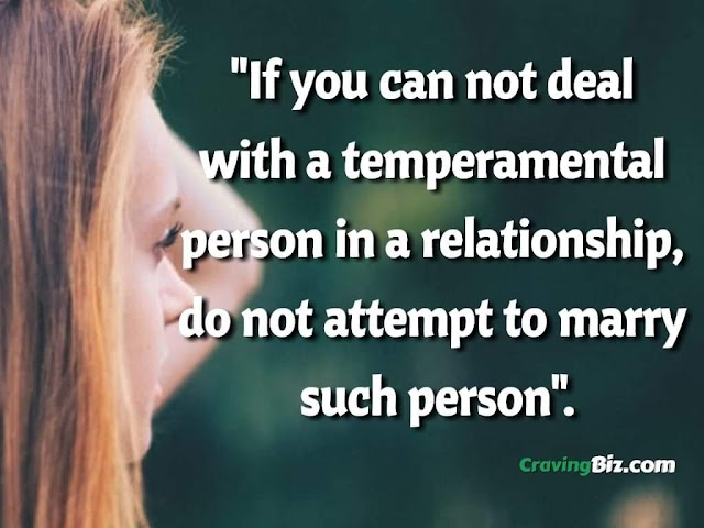 10 Ways To Handle A Temperamental Partner In A Relationship