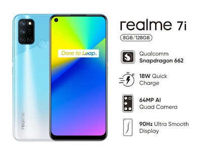 Download Realme 7i RMX2103/RMX2104 Firmware [Flash File]
