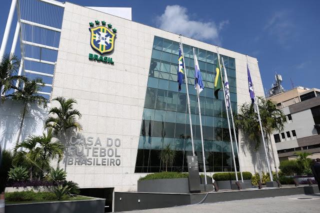 CBF isenta clubes de taxas de registro e transferência