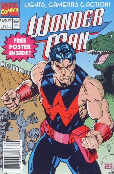 Wonder Man Volumen 1 Descargar Español Mega