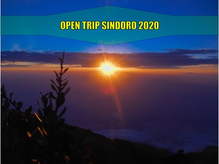 Open Trip Pendakian Gunung Sindoro Jalur Alang Alang Sewu Pajero Tahun 2020 Lengkap dan Termurah