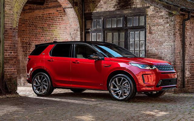 """Land Rover Discovery Sport được mệnh danh là """"chiếc xe của những chuyến phiêu lưu"""""""