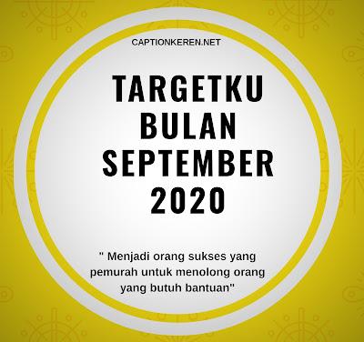 kata-kata harapan, mutiara, bijak, motivasi bulan september 2020
