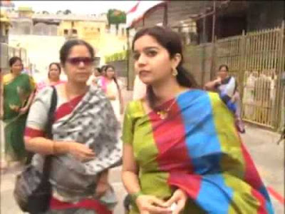 Swathi Reddy family