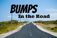 Bumps in the road in a blended family