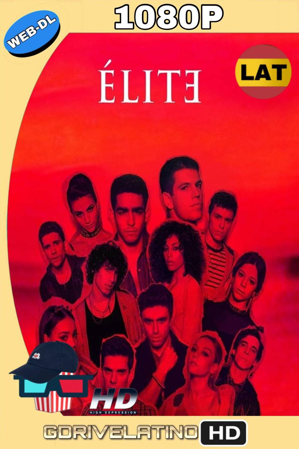 Elite (2019) Temporada 2 NF Web DL 1080P Latino-Castellano MKV