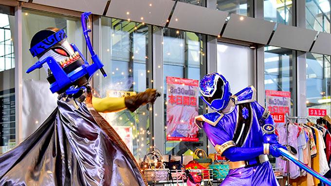 Mashin Sentai Kiramager Episode 21 Subtitle Indonesia
