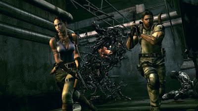 Resident Evil 5 for SHIELD TV v26 Apk + Data Full