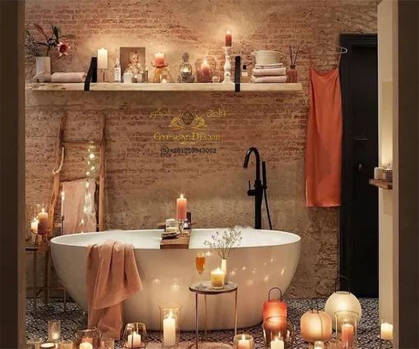 تصاميم حمامات حديثة