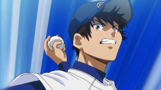 Diamond no Ace: Act II – Episodio 10
