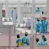 España, alcanza a China en casos de coronavirus y ve cerca el pico de la pandemia.