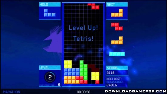 Teris Ultimate - Download Game PSP PPSSPP PSVITA Free